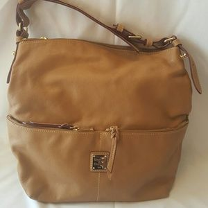 Mint Dooney and Bourke hobo leather bag purse